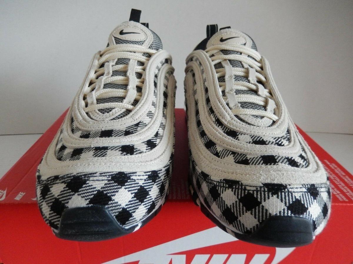 Nike Air Max 97 Black White Womens Where To Buy
