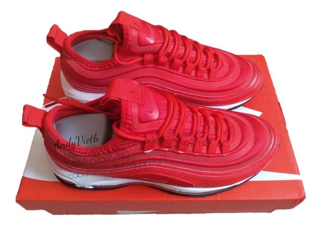 Nike Air Max 97 Red Caballero
