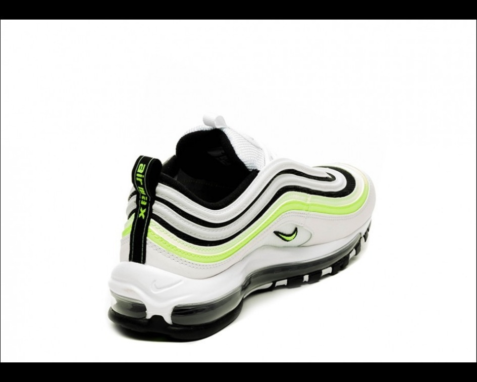 Nike Air Max 97 Se White Volt Barely Volt Black 1