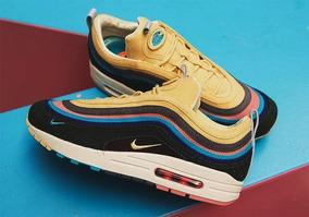 2018 Sean Wotherspoon x Nike Air Max 197 VF SW Royal BlueWhite Yellow