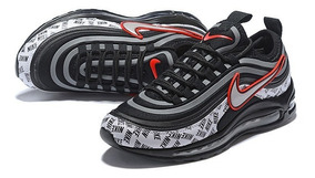 Nike Air Max 97 Ultra Triple Black Zapatillas Negro en