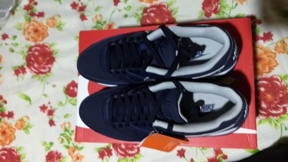 6f9d030ca04f9 Nike Air Max Command Leather Couro Tam 41 9