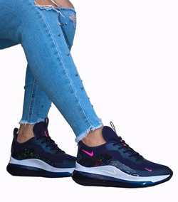 Tenis Nike Air Max Leather 2011 Feminino Ropa Tenis para