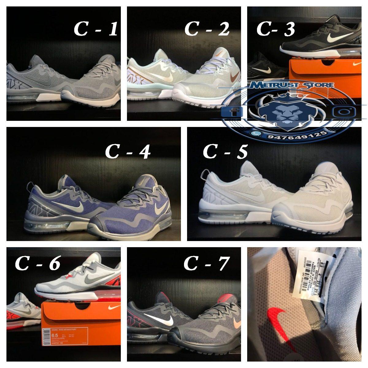 premium selection 2a6ee bbcec Nike Air Max Fury 2017