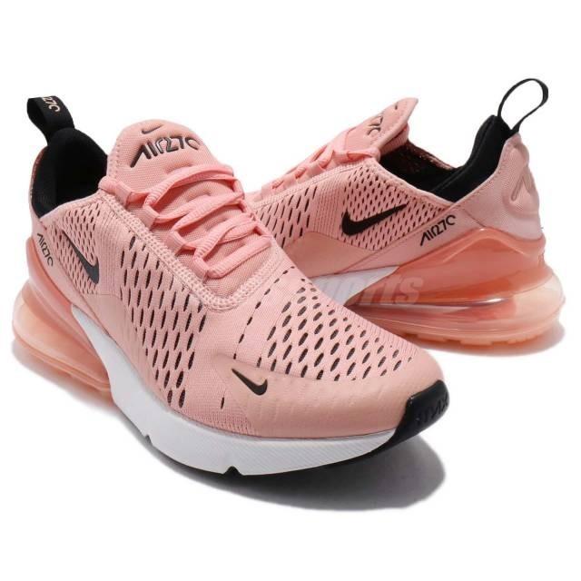 0b4657ba54 Nike Air Max Gel Bolha 270 Rosa Original Feminino - R  579