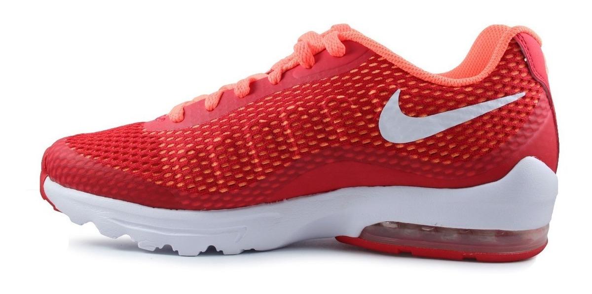 Nike Air Max Invigor Rojo Blanco 27 Zx Originales