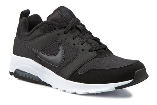 nike air max motion black white running  819798 001