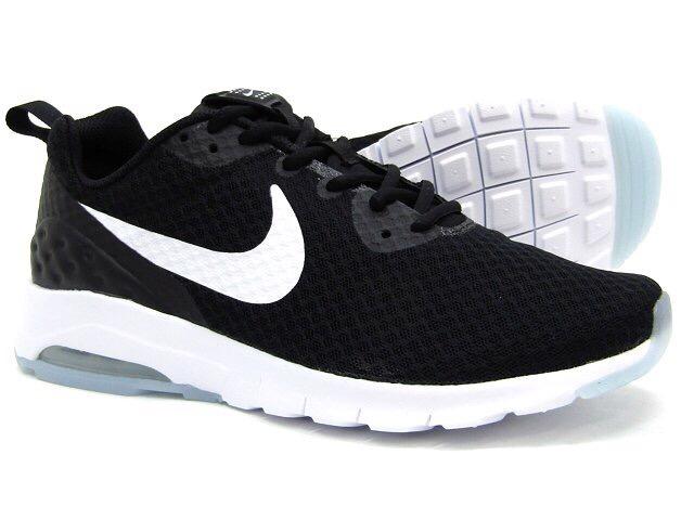 Nike Air Max Motion Negro Blanco Dama 23 26 Originales