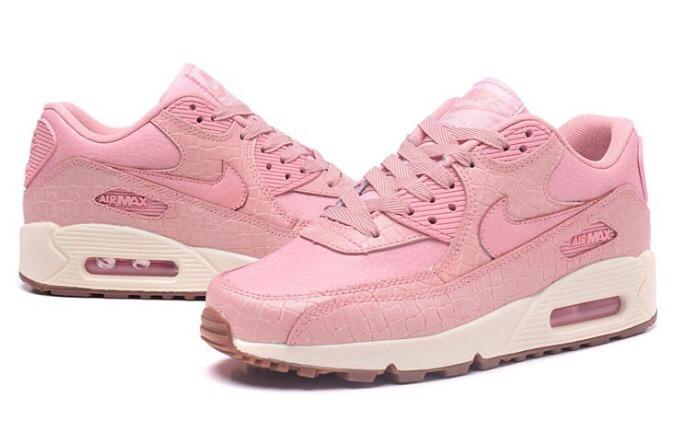 437c0d6931224 Nike Air Max Mujer Rosa - S  259