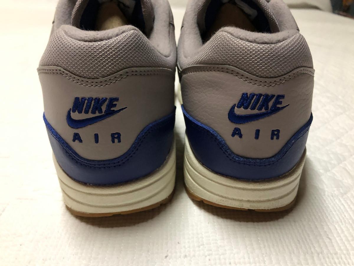 Nike Air Max One 1 Atmosphere Grey Gris Azul Goma Cuero 10.5 $ 199.900