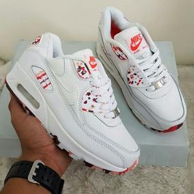Nike Air Max 90 Para Mujer Blancos Tenis para Mujer en