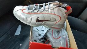 8adc5b4f11067 Amazon.mx Nike Hombre Tenis - Tenis Básquet de Hombre Gris oscuro en ...