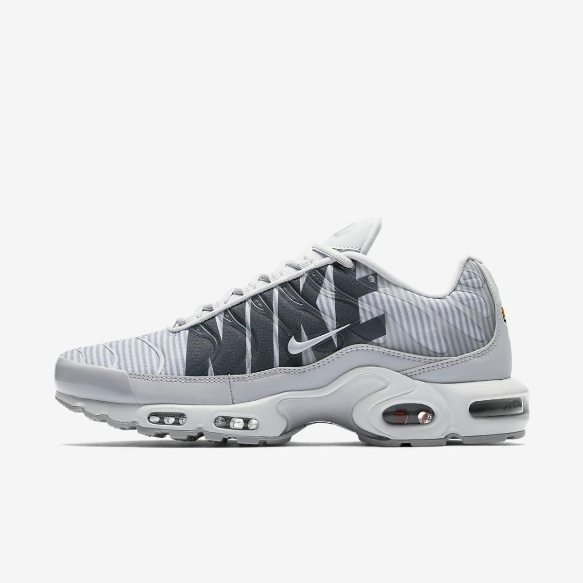 Nike Nike Air MAX Plus Zapatillas de Material Sintético