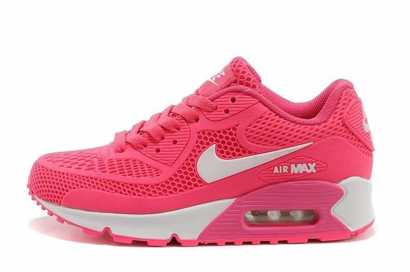 nike air max rosa mujer