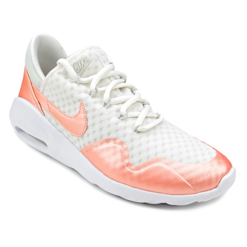 nike air max sasha - 39 - branco/rosa