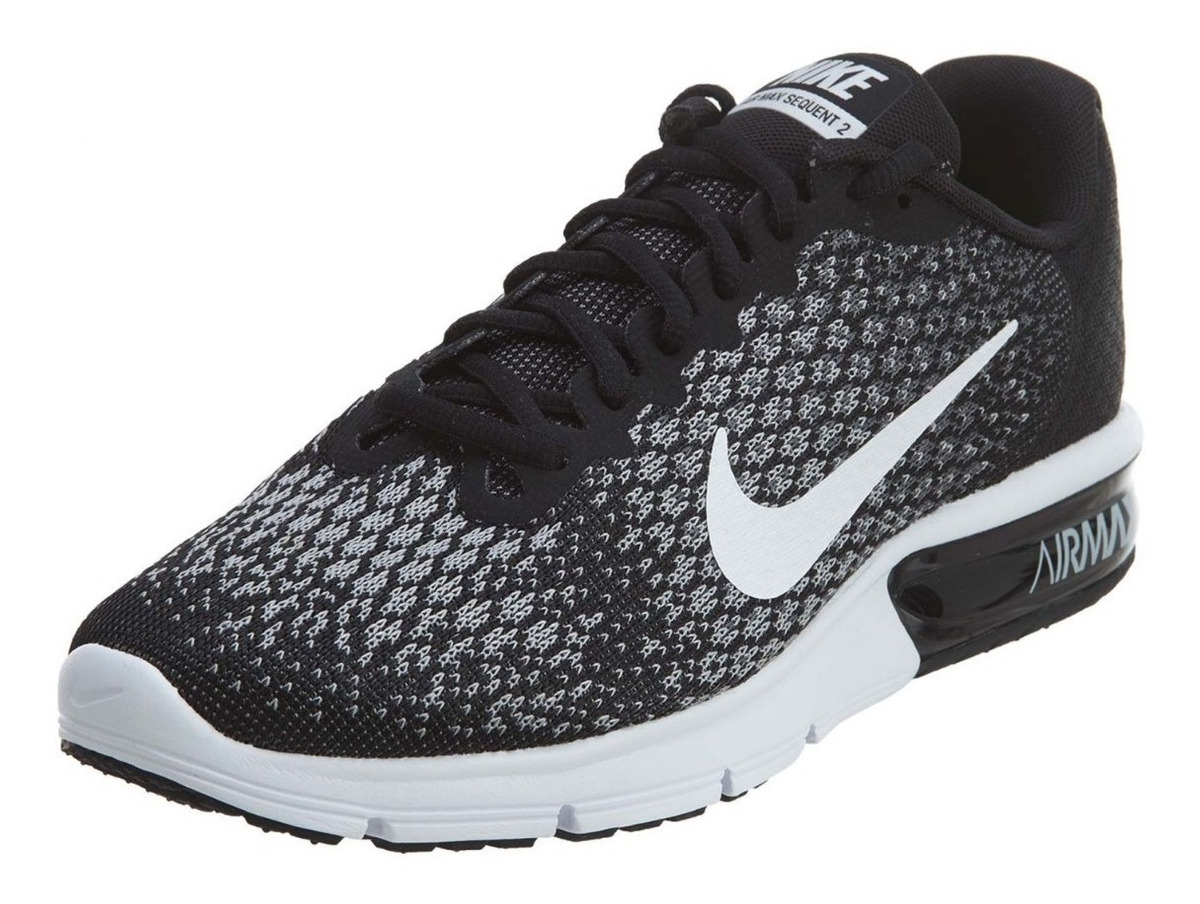 Nike Air Max Sequent 2 Zapatillas Hombre Running 852461 005