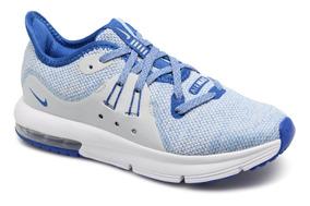 c0ff1b18 Zapatilla Con Camara De Aire Nike - Ropa y Accesorios Azul en ...