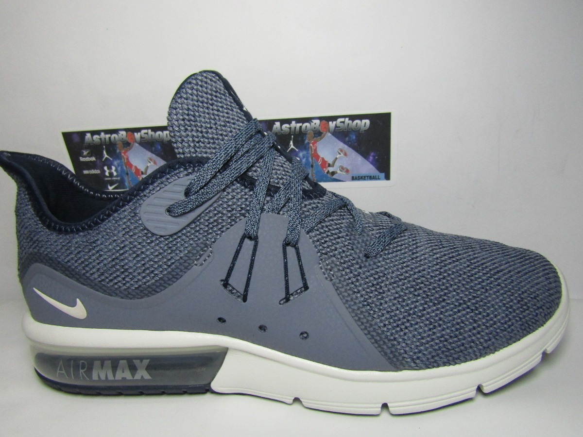 47ea973934 Nike Air Max Sequent 3 Obsidian (28 Mex) Astroboyshop - $ 1,799.00 ...