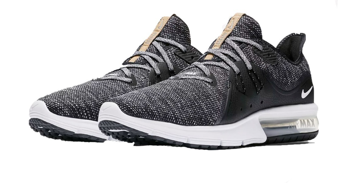 sports shoes 5e675 15f8b nike air max sequent 3 running zapatillas hombre 921694-011. Cargando zoom.