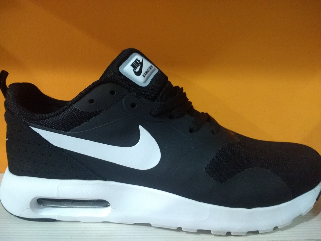 sports shoes 5804a 3dba0 Nike Air Max Tavas 2017 Black Talla 43 Somos Tienda Ccbazar!