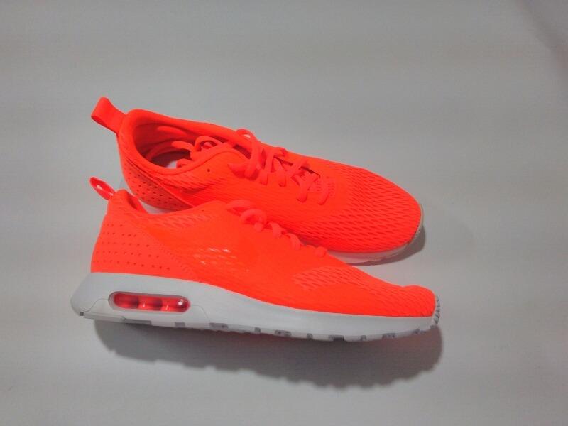 Nike Air Max Tavas Naranja Fluor Exclusivas!!!