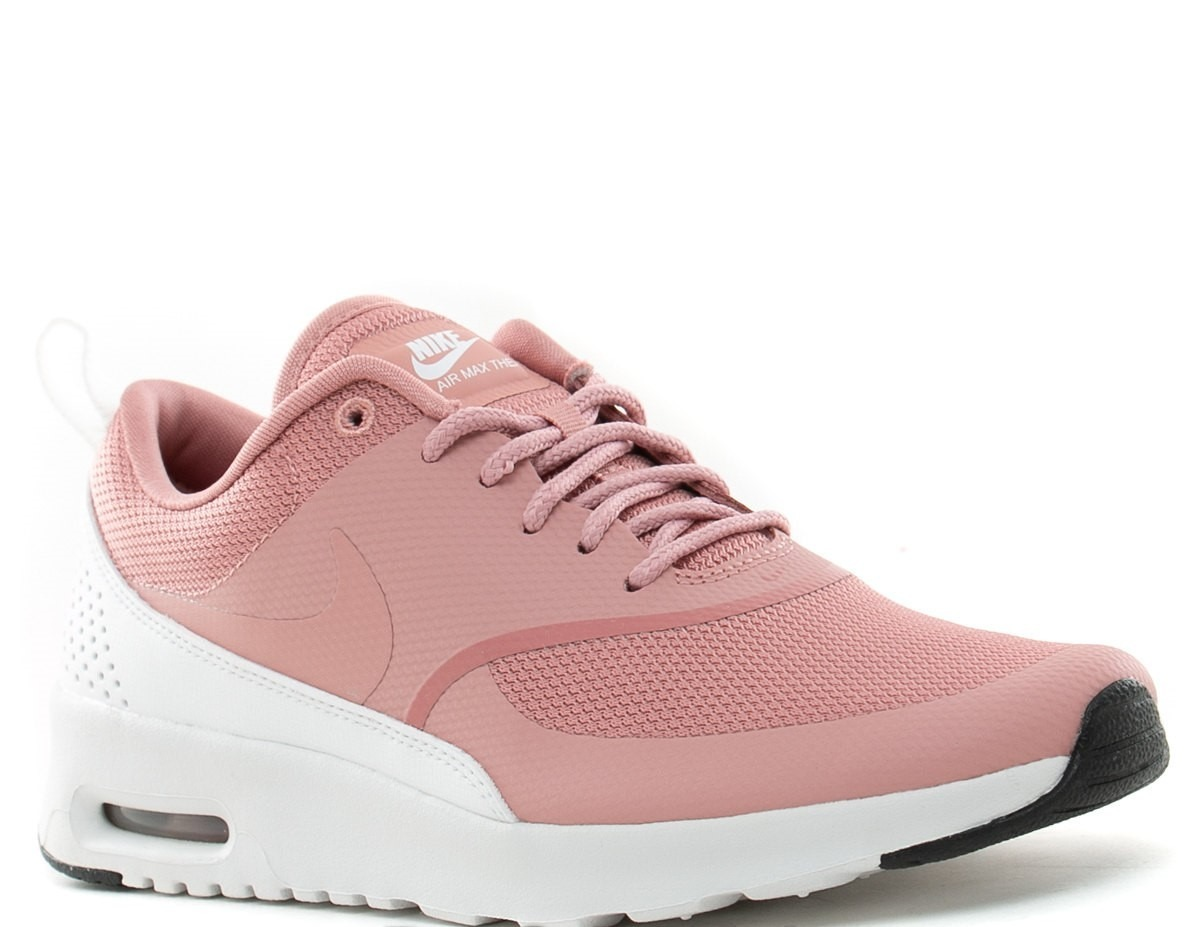 air max thea mujer white