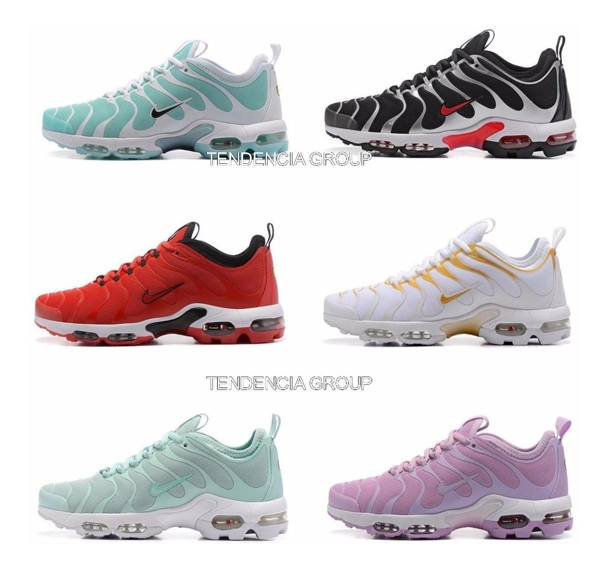 Nike Air Max Tn Ultra 90 2018 2019 Varon Y Mujer A Pedido