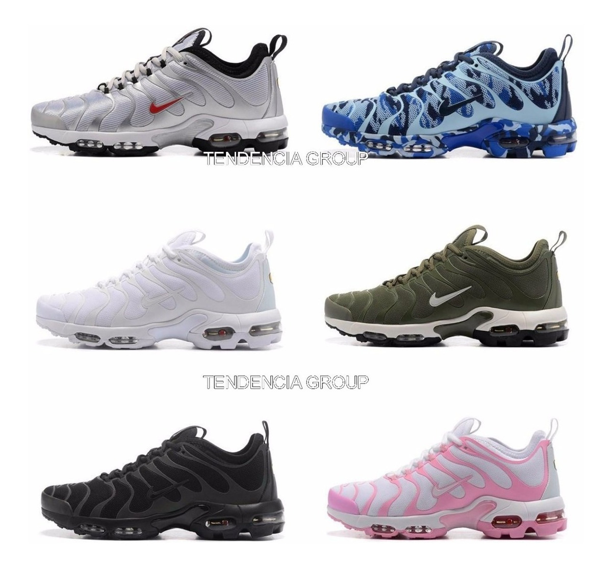 buy popular fe563 a644f Nike Air Max Tn Ultra 90 2018 - 2019 Varon Y Mujer A Pedido