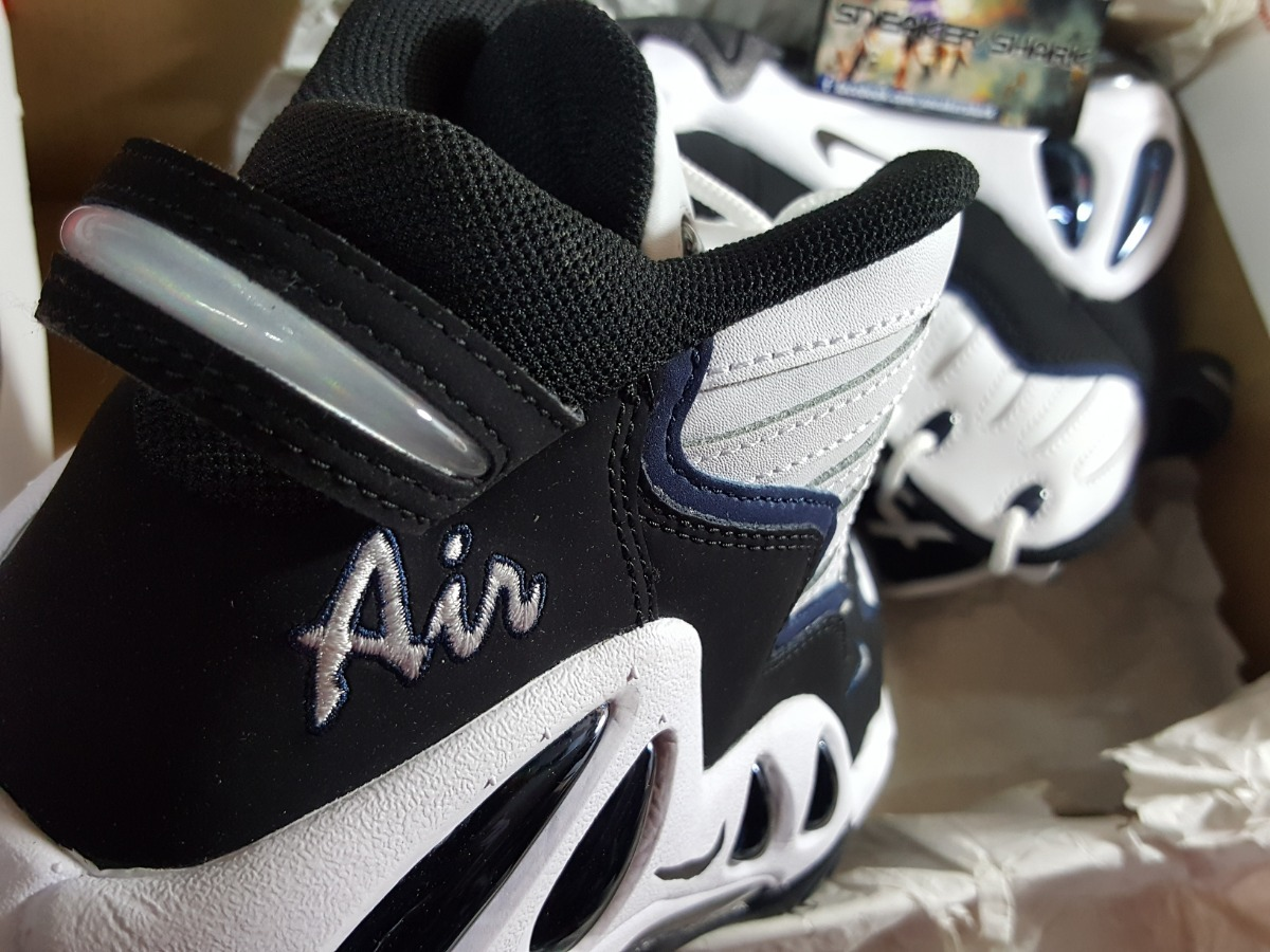Nike Air Max Uptempo 97 Og Collage Navy Envio Inmediato