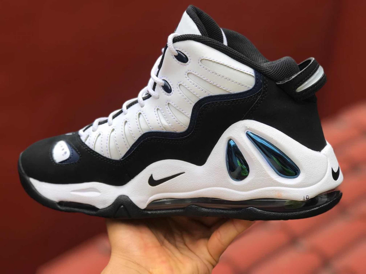Nike Air Max Uptempo 97 Pippen 28 Mex Jordan Chicago Lebron