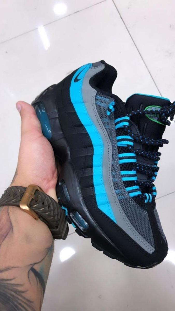 premium selection 15cf6 73ed1 Nike Air Max Vapor Max 95 Lançamento Original
