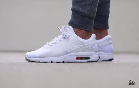 air max zero be true