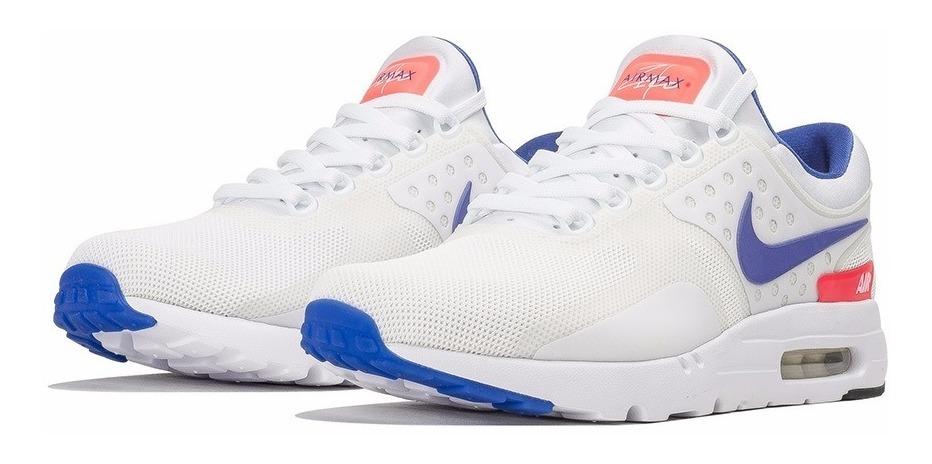Nike Air Max Zero Qs Ultramarine Caballero Envío Gratis