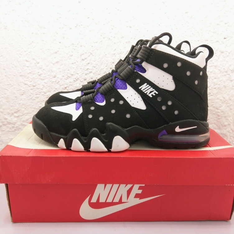 venta al por mayor Nike Air Force Max Cb Charles Barkley