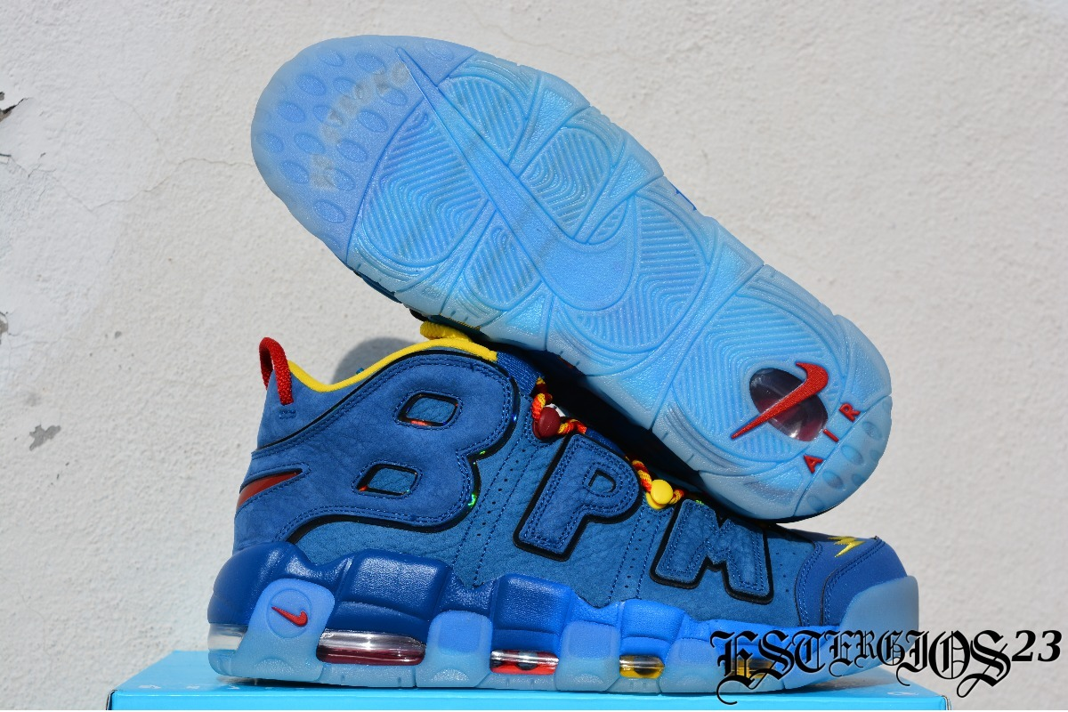 Nike Air En More Uptempo '96 Doernbecher En Air Caja Talla ea342c