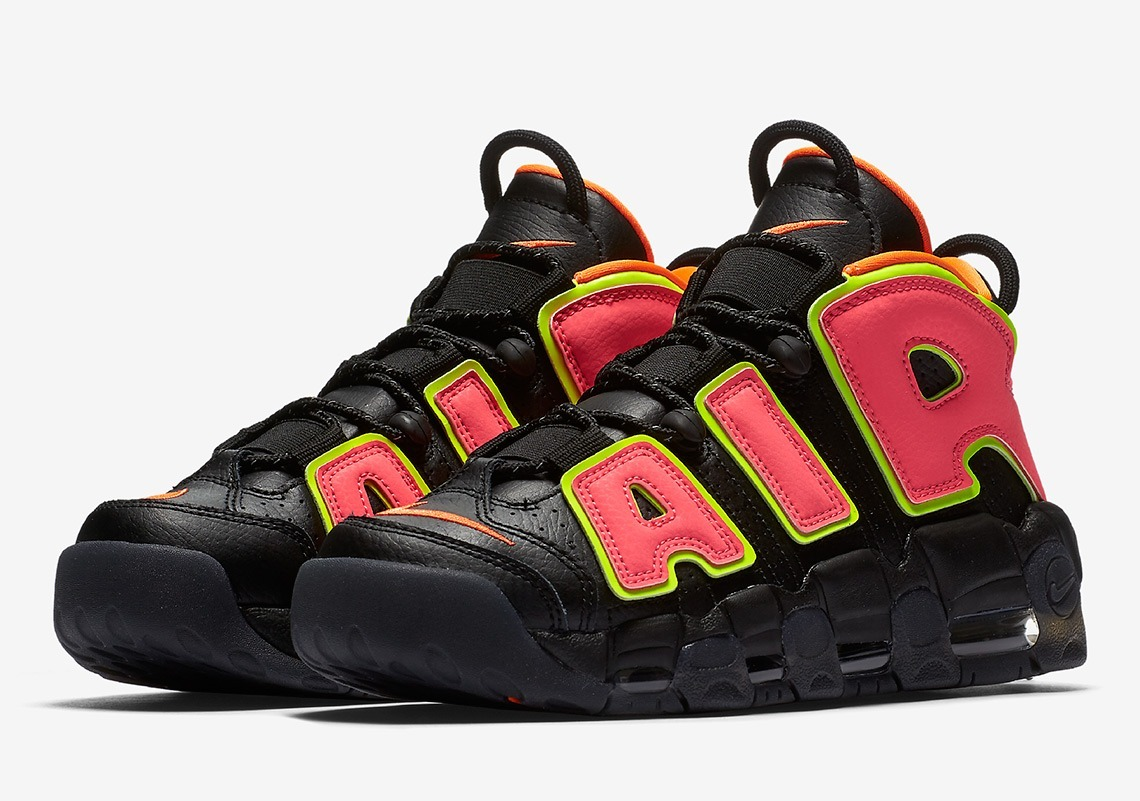 detailed look ad432 8d86a nike air more uptempo hot punch dama pippen mayma sneakers. Cargando zoom.