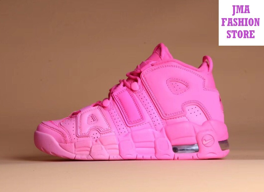new product ba2ce 85ead ... new arrivals nike air more uptempo triple color rosa. cargando zoom.  ireland dacc2 10514