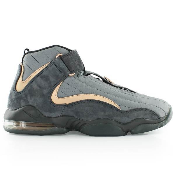 Nike Air Penny 4 Copper Jordan Pippen Durant Lebron Kobe ... ce6acbec6c4a