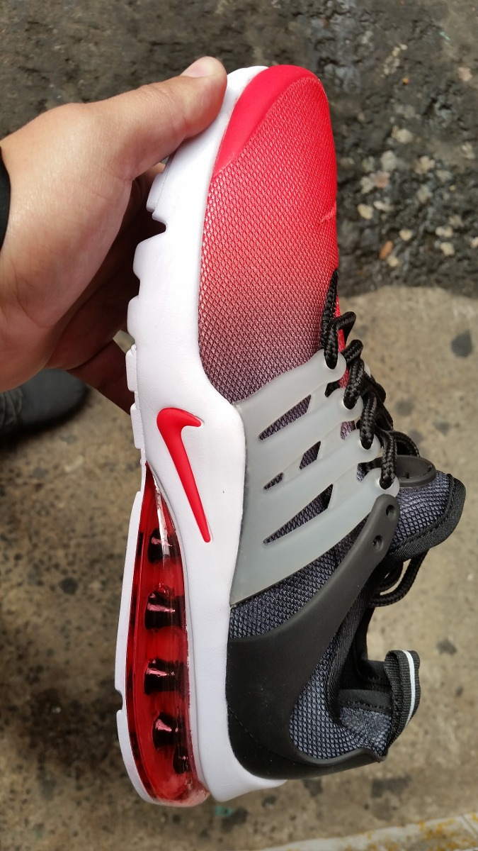 24886e6cc ... low price nike air presto 2018 rojo negro hay tallas. cargando zoom.  c5b5c 2a39c