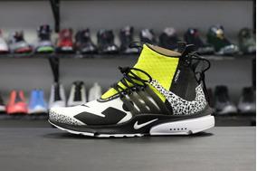352c4e92926 Nike Air Presto Mid Acronym Cano Alto Botinha Nba Jordan Kd