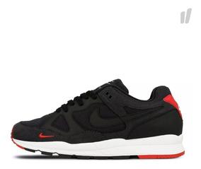 watch b9d81 d6a93 Nike Air Span 2 Se Oil Grey University Red - Hombre -airmax-