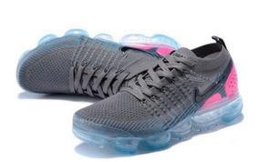 bfeacbbdb Centauro Tenis Nike Feminino Masculino Flyknit Air Max Tamanho 37 ...