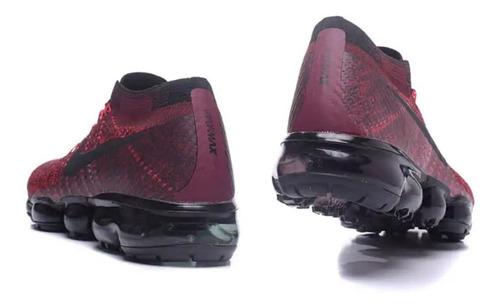nike air vapormax flyknit - zapatillas de running