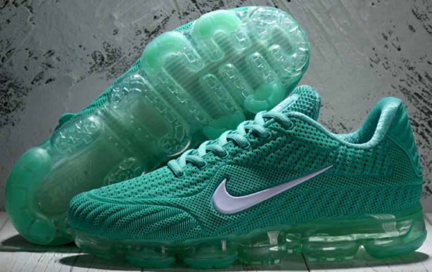 Nike Air Vapormax verde