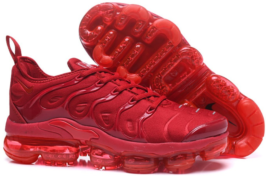 2018 Nike Air Vapor Max rojas