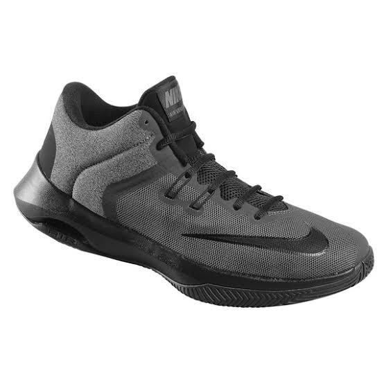 367ba5e3983 Nike Air Versatile 2 Nbk Black Grey Anthracite Basketball ...