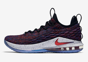 new concept 1abb6 c68cf Nike Air Zoom Lebron 15 Low Multicolor Limited Lebron James
