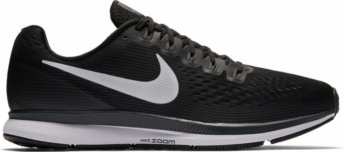 new product 44176 95905 nike air zoom pegasus 34 hombre running negras 880555-001