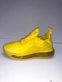 air max 720 amarilla