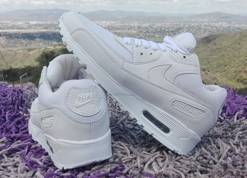nike airmax 90 blanco